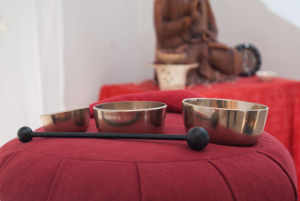 Klangmassagen und Klang-Yoga, Bruchsal-Untergrombach