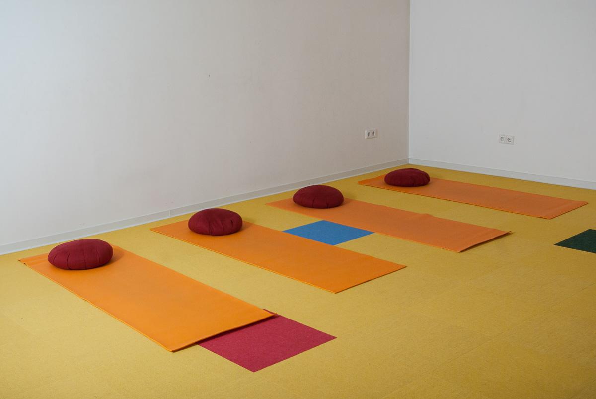 Yoga und Klang in Bruchsal-Untergrombach