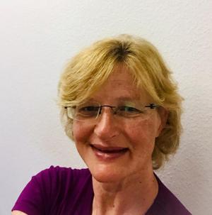 Elke Reißner, Yoga Lehrerin